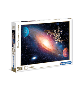 Puzzle 500 pçs - International Space Station