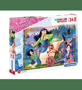Puzzle Maxi 24 pçs - Mulan