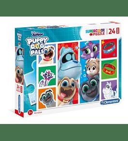 Puzzle Maxi 24 pçs - Bingo & Rolly