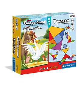 Jogo dos Gansos + Tangram