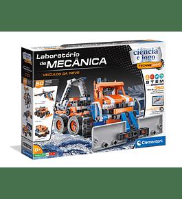 Laboratório de Mecânica - Veículos da Neve