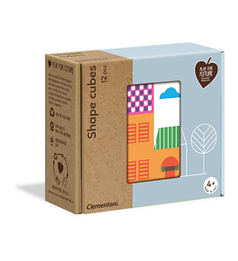 Shapes Cubes - Forma Casinhas