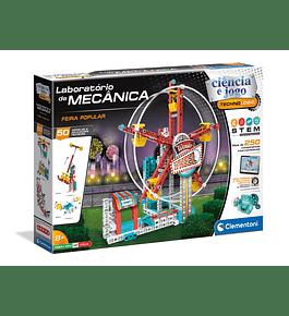 Laboratório de Mecânica - Feira Popular