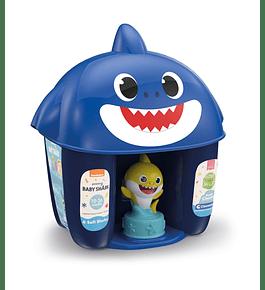 Soft Clemmy - Balde Baby Shark Azul