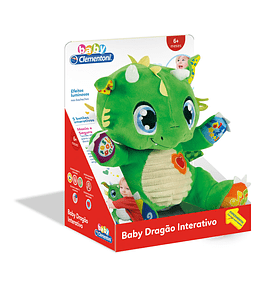 Baby Dragão Interativo