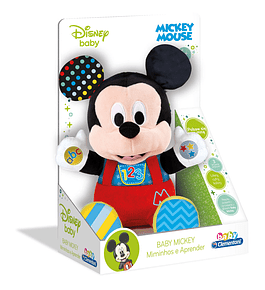 Baby Mickey Miminhos e Aprender