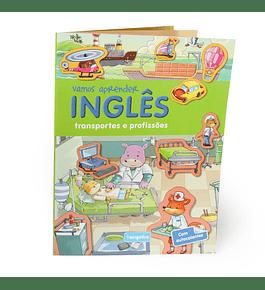 Vamos Aprender Inglês - Transporte e Profissões
