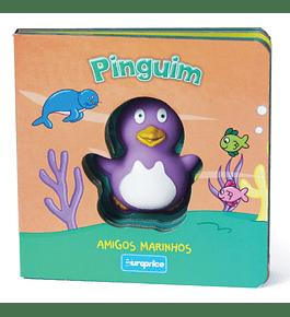 Amigos Marinhos - Pinguim