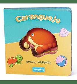 Amigos Marinhos - Caranguejo
