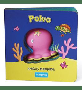 Amigos Marinhos - Polvo