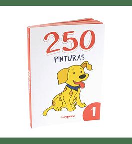 250 Pinturas - 1