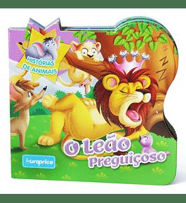 Histórias de Animais - O Leão Preguiçoso