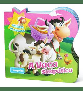 Histórias de Animais - A Vaca Simpática