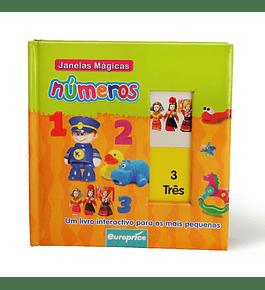 Janelas Mágicas - Números