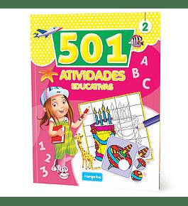 501 Atividades Educativas - 2
