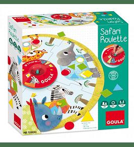 Roleta Safari