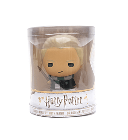 Figura Média - Draco Malfoy With Wand