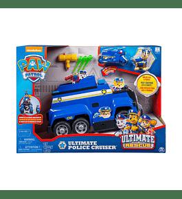Ultimate Rescue - Camião de Polícia