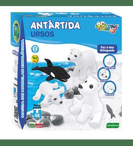 JumpingClay - Antártida Ursos
