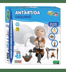 JumpingClay - Antártida Esquimó