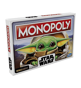 Monopoly Mandalorian The Child