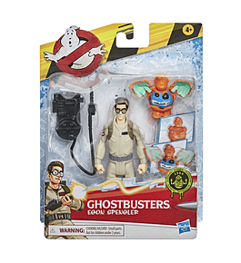 Figura Ghostbusters - Egon Spengler