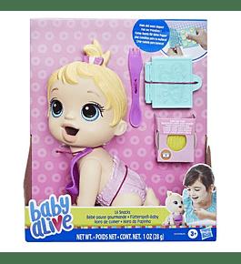 Baby Alive - Hora da Papinha Loira