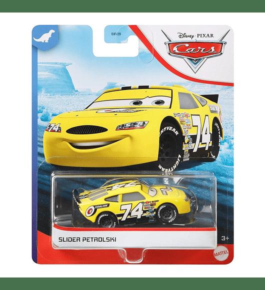 Cars 3 - Slider Petrolski