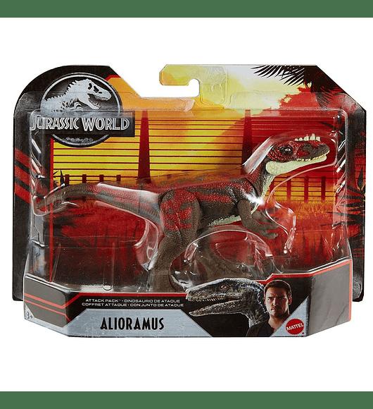 Pack Selvagem - Alioramus