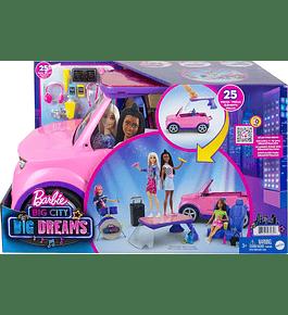 Barbie Big Dreams - Carro Musical