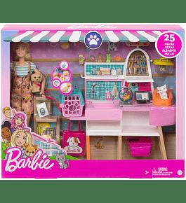 Barbie Loja de Animais