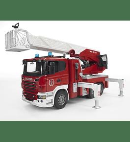 Camião de Bombeiros Scania R-Series