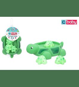 Conjunto de 4 Tartarugas