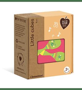 Little Cubes - Os Objetos