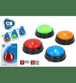 Jogo de Memória com Botão