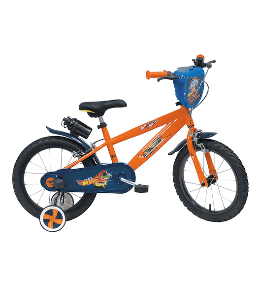 Bicicleta Hot Wheels - 14 polegadas