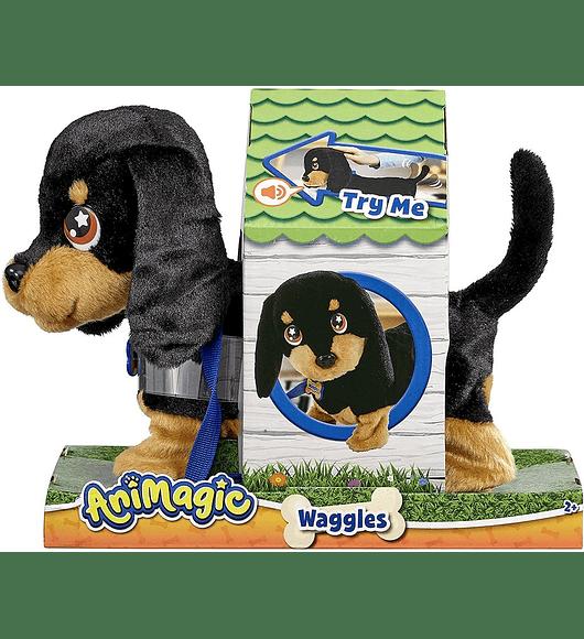 AniMagic - Cão Waggles