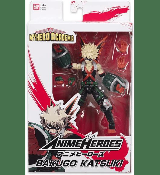 Anime Heroes - Bakugo Katsuki