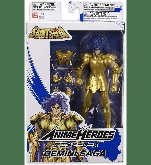Anime Heroes - Gemini Saga