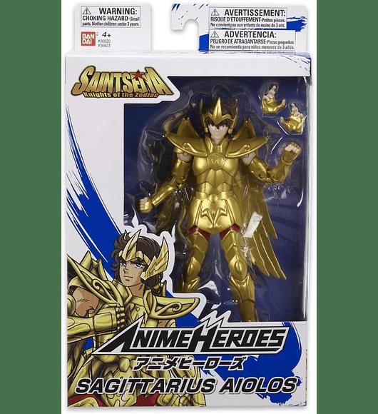 Anime Heroes - Sagittarius Aiolos