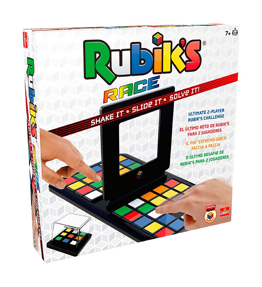 Rubik's - Race