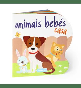 Animais Bebés - Casa