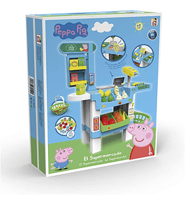 Supermercado Peppa Pig