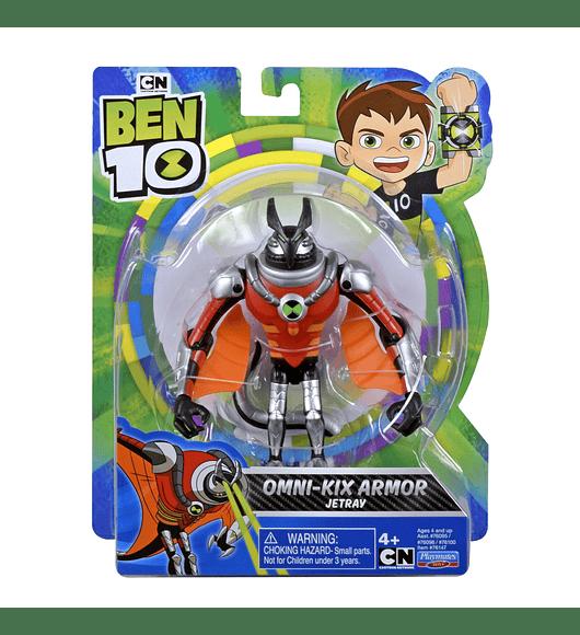 Figura Básica - Omni-Kix Armor Jetray