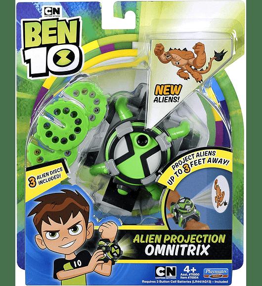 Omnitrix - Alien Projection