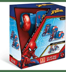Clip-On-Skates - Spider-Man