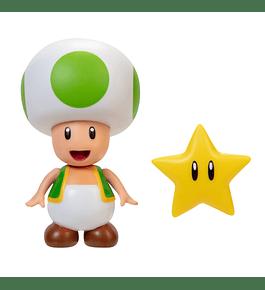 Figura Básica - Toad Verde