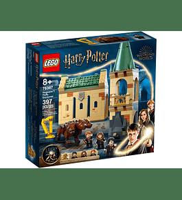 Hogwarts: Encontro com Fluffy