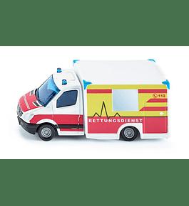 Siku - Ambulância Mercedes