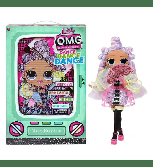 LOL Surprise - O.M.G. Dance Miss Royale